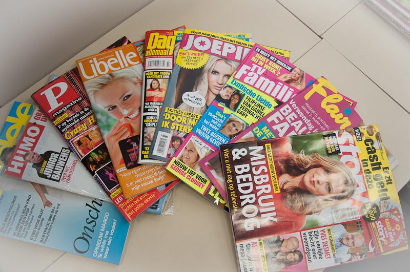 dagbladen en tijdschriften (3)