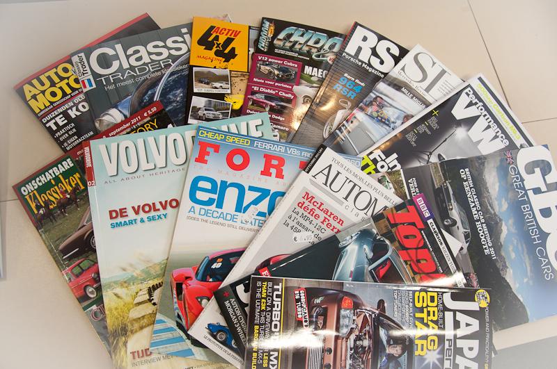 dagbladen en tijdschriften (5)